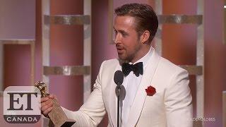 2017 Golden Globes Moments