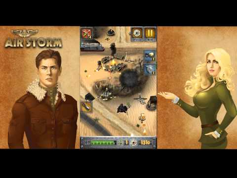 The game - Air Storm HD