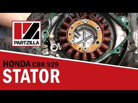 Caltric STATOR Fits HONDA CBR929RR CBR 929 RR 2000 2001 MOTORCYCLE STATOR NEW