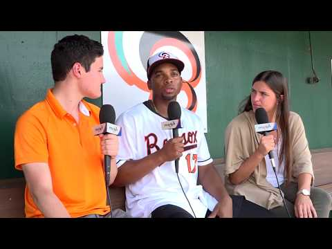 Yusniel Díaz on what he could bring to the Orioles