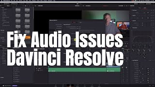 Fixing Audio Playback Issues with Davinci Resolve