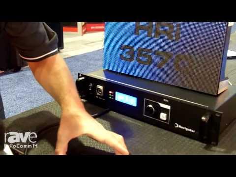 InfoComm 2014: digiLED Displays its HRi 3570 Panel