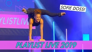 Sofie Dossi at Playlist Live 2019