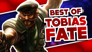 Best Of Tobias Fate - The True Gangplank King | League Of Legends