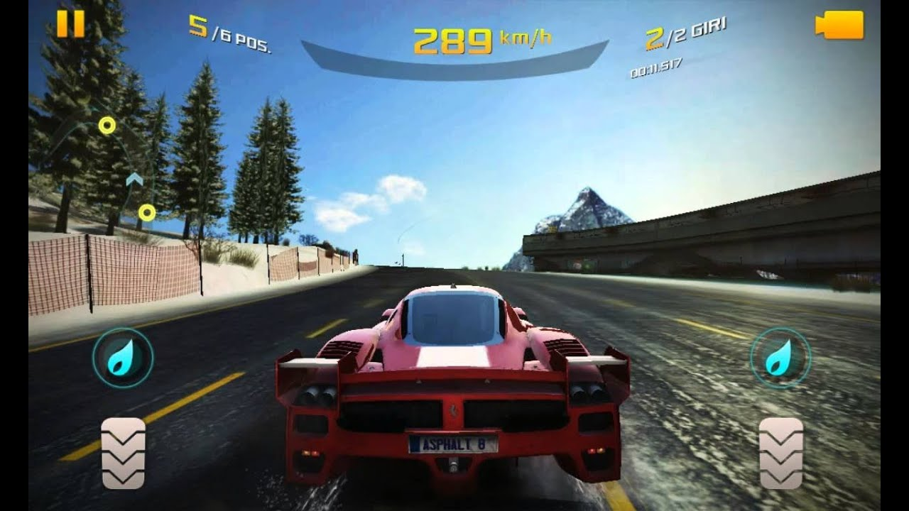 asphalt 8 ferrari fxx evoluzione vs bugatti 16 4 grand. Black Bedroom Furniture Sets. Home Design Ideas