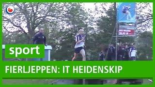 FIERLJEPPEN: It Heidenskip