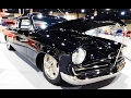 1953 Studebaker Commander 2017 World Of Wheels Birmingham