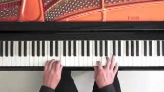 Unknotting Bach Goldberg Variations - Var.6