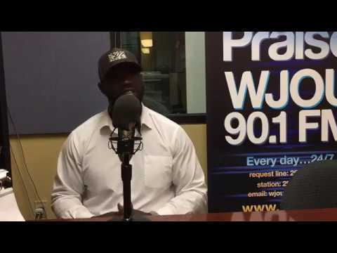 WJOU 90.1 interview with international motivational speaker William Hollis
