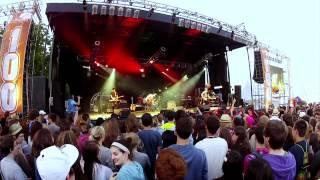Born Ruffians - Hummingbird & Oh Man (live @ SOM