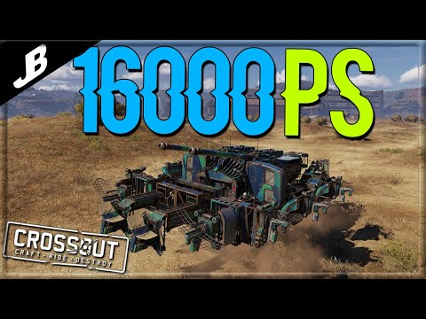 HIGHEST POWER SCORE, Dual Typhoon hover with Radar spaced armor  in game - Crossout Gameplay