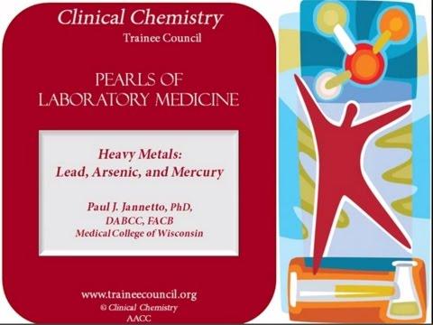 Heavy Metals: Lead, Arsenic, and Mercury