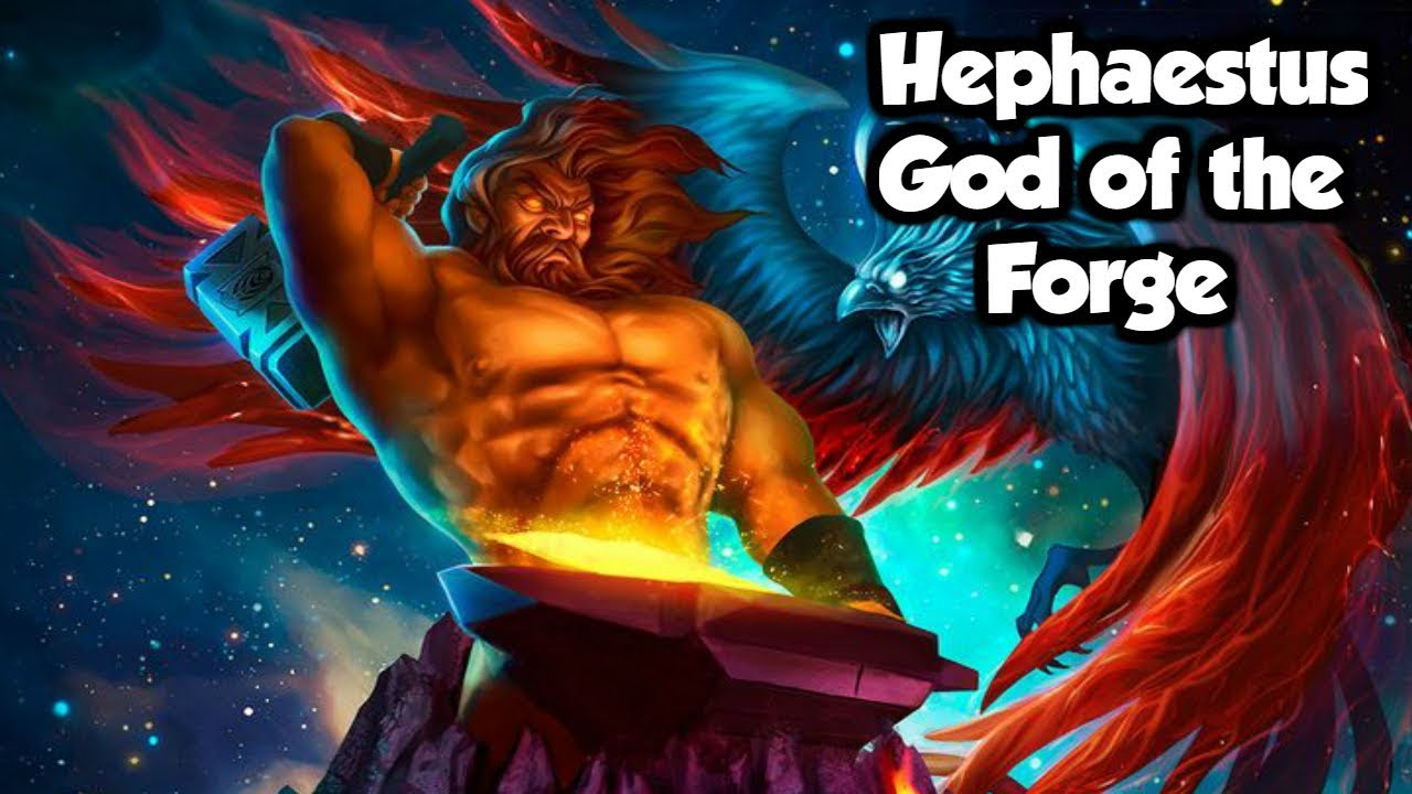 Hephaestus God Of Fire And Forges Greek Mythology Explained