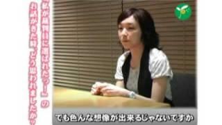 オーディオシネマ「私が裁判員に選ばれたっ!」で主演している加護亜依...