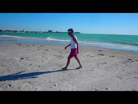 🔴 9 марта на Пляже Sarasota Florida USA 🔴 РАЙСКАЯ ЖИЗНЬ в Америке