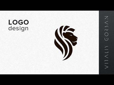 Logo design speed art process – Business result