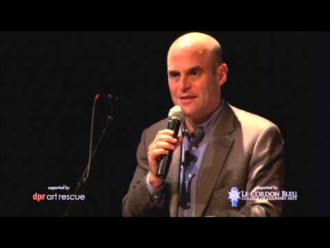 "Peter Sagal, host of ""Wait, Wait...Don't Tell Me!"", performs on The Dinner Party"