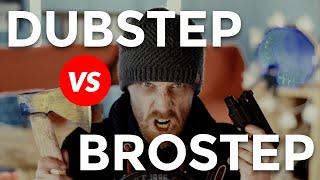 DUBSTEP vs BROSTEP (in French) - C'est PAS de la musique !