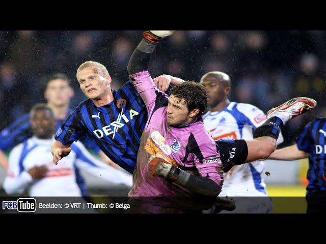 2007-2008 - Jupiler Pro League - 28. Club Brugge - Racing Genk 2-6