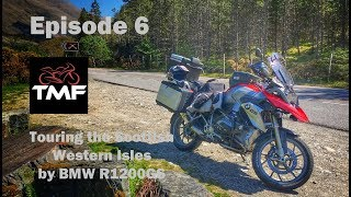 Scottish Western Isles by BMW R1200GS | Episode 6