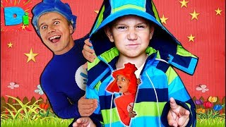 ФИКСИКИ ЗАСТЕЖКА МОЛНИЯ Новая серия Фиксиков на DiDiKa TV Супергерои в реальной жизни 2017