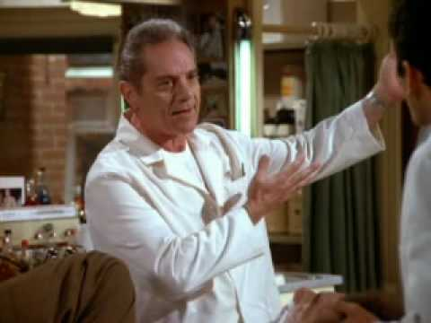 Seinfeld  Edward Scissorhands BEST SCENE EVER