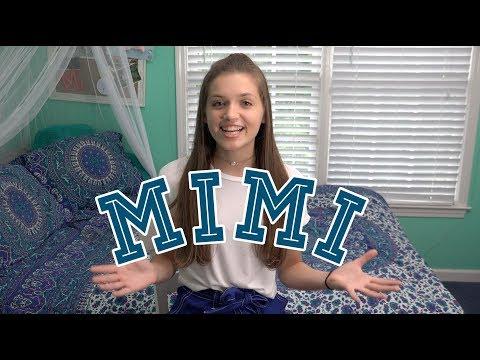 It's Mimi!!