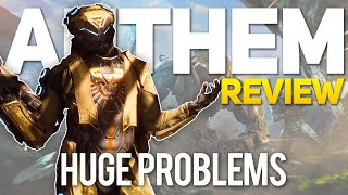 A Brutally Honest In-Depth Review of Anthem: It Has A Long Way To Go