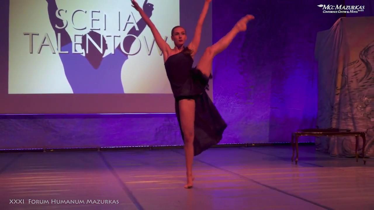 XXXI Forum Humanum Mazurkas - Scena Talentów - Alicja Kaczor-