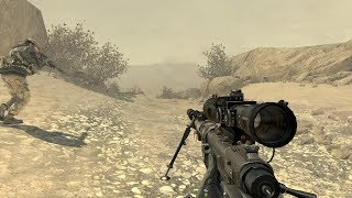 MODERN WARFARE 2 XBOX ONE GAMEPLAY