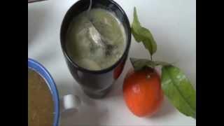 Диета на основе капустного супа.1 день.