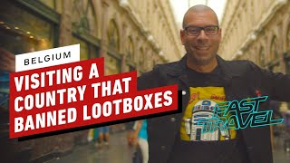 We Visited Belgium, a Country that Banned Lootboxes - Fast Travel