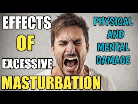 how to stop excessive mastrubation