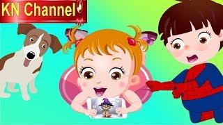 Hoạt hình KN Channel BÉ NA MÊ CHƠI GAME CON MÈO | Hoạt hình Việt Nam | GIÁO DỤC MẦM NON