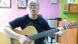 Hợp âm và đệm guitar bài: Cầu Cho Cha Mẹ 7. Phanxico