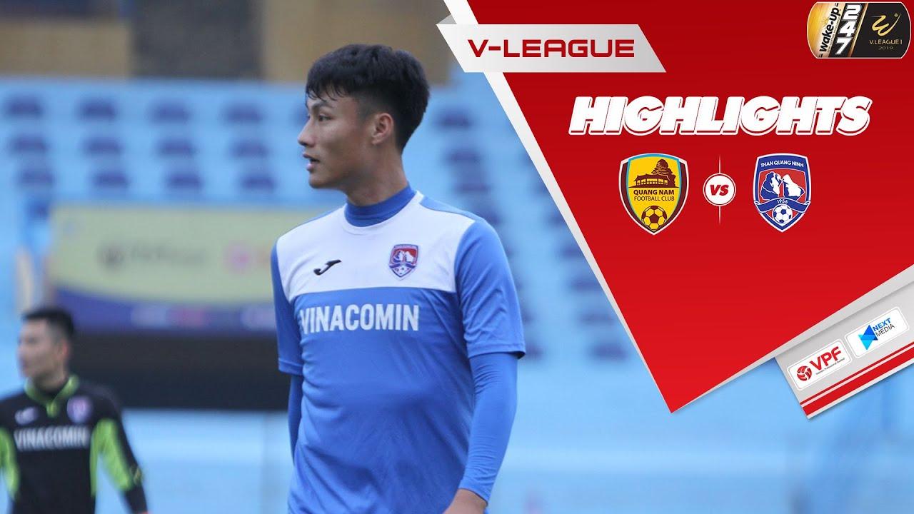 Video: Quảng Nam vs Than Quảng Ninh