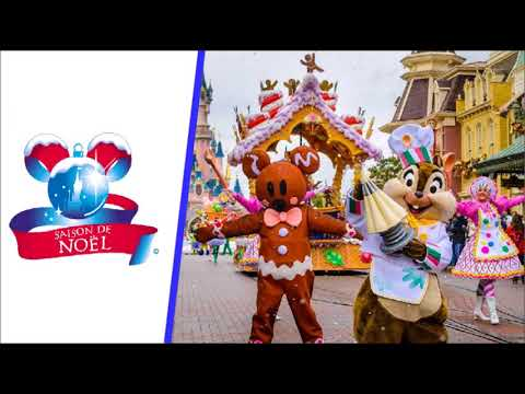 """Christmas Is Here !"" Disney's Christmas Parade- Full Soundtrack 2018 [HQ]"