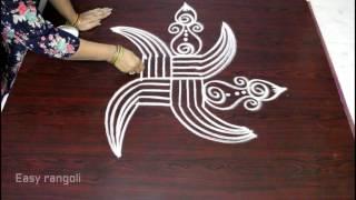 kolam designs  for margazhi & pongal | sankranthi dhanurmasam muggulu designs | easy rangoli designs