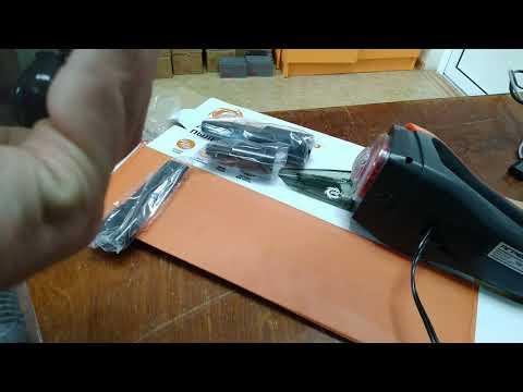 Автомобильный пылесос Агрессор AGR-170