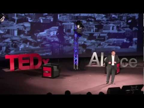 Sky is the limit: Didier Long at TEDxAlsace