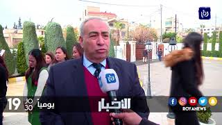 الأردنيون يشاركون العالم الاحتفالات بعيد الميلاد المجيد - (25-12-2017)