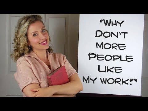 Why don't more people like my work?!  – Art Talk –  Painting for Yourself