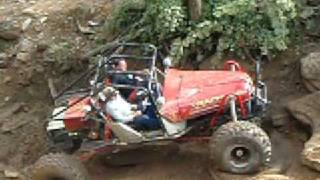 Buggy Hill Climb - 2008 CAOS Fall for All - Gray Rock ORV - Mt. Olive, AL