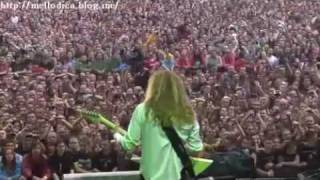 Megadeth - Symphony Of Destruction (10,Live)