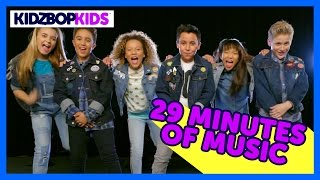 KIDZ BOP Kids - 24K Magic, Gold, Don't Wanna Know, & other top KIDZ BOP songs [29 minutes]