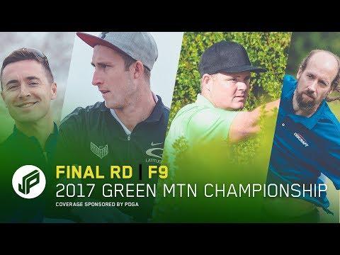 2017 GMC   Final Round, Front 9   Doss, Wysocki, Johansen, Leiviska