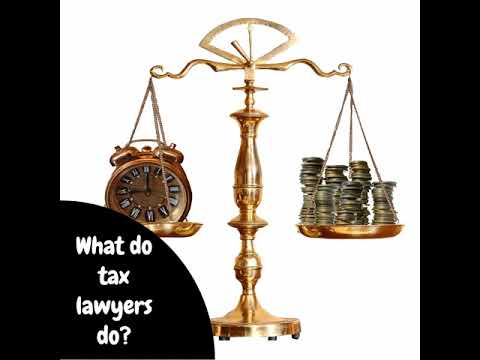 👨🏽⚖️What does a tax lawyer do? 👨🏽⚖️