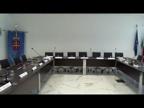 Consiglio Comunale del 03-02-2020 ore 18.30<br><br...