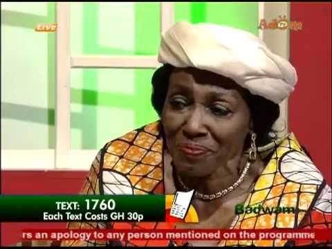 Exclusive interview with Nana Konadu Rawlings on Adom TV (11-5-12)