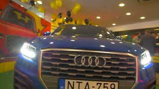 Gianni az Óbudai Audi Szalonban